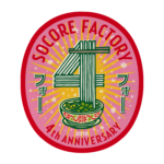Socore Factory 4th Anniversary