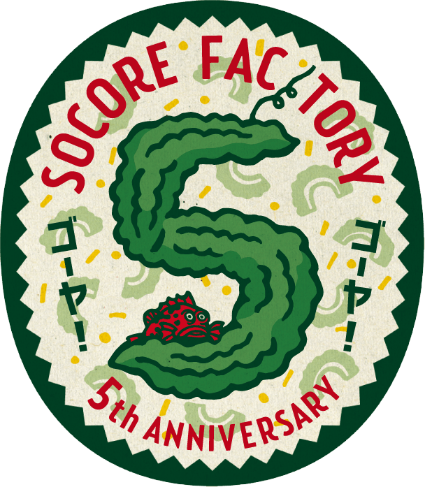 Socore Factory 5th Anniversary