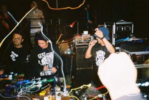 DUB MEETING OSAKA DJ